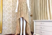 sewa gaun preweed by Manara Couture