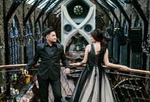 Prewed Edwin and Cindy by Luminous Bridal Boutique