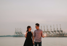 Melissa's Pre-Wedding Shoot by Ling's Palette