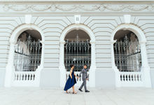 Racel & Inah Engagement by Blissful House Digital