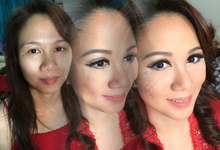 Makeover Mrs. Silvia by VONYTJAN
