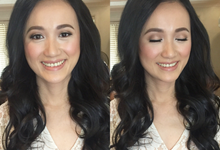 Brides from all over the world by Muriel Vega Perez Make Up Artist