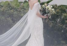 Rustic Wedding : Budi & Agustine Wedding Reception by Elsie Chrysila Brides