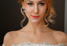 Bridal makeup  by PonnieHsu Makeup Studio