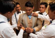Andi & Rizka Wedding Reception by Delapan Bali Event & Wedding