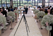 The wedding of Yorsa & Vione by Bali Eve Wedding & Event Planner