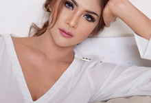 Beauty make-up by Tiffany Roselin Makeup Artist