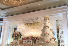 Wedding of The Cin Khe & Nita Tjandra by Shangri-La Hotel, Jakarta