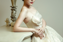 Bridal Campaign Collaboration by Areta Kristi Makeup Artist