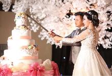 Adi & Jessica Wedding Reception by Delapan Bali Event & Wedding