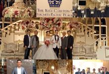 RITZ CARLTON JAKARTA PACIFIC PLACE ANDY&SUCI  WEDD by Kaleb Music Creative