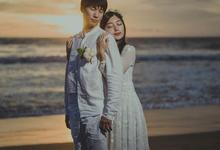Honeymoon Potrait by MAJAartisan