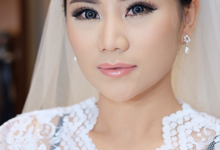 Wedding Makeup Mariana by Priskila by Priskila Makeup Artist