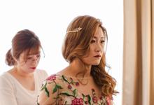 Diana's Wedding by Amanda Cheong~Make-up Artist