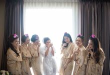 Fendi & Nita Wedding by GC Makeup