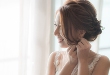 Shao Zong + Amanda - actual day wedding  by The Style Atelier Singapore