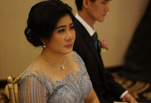 Andre & Friska Wedding by Sharon Couture House