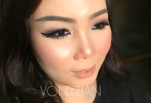 Trial Makeup Ms. Tina by VONYTJAN