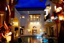 Riyadh Pool Decoration by Rumah Maroko