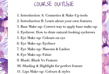 2016 Personal Makeup Course by Kres Bridal Connoisseur