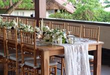 New Year Dinner Arrangement by It's True Wedding Planner and Decoration