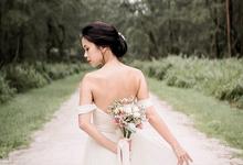 Bohemian Wedding by Liz Florals