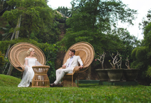 Beautiful Botanical Wedding in Ubud by AVAVI BALI WEDDINGS