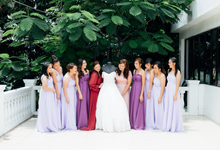 Aileen & Gilbeys Wedding by Hana Bercero Events & Makeup Artistry