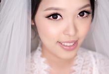Untitled by Natalia Ingkiriwang Bride Make Up