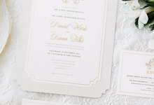 Classic elegant by Pensée invitation & stationery