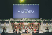DIRA & IMAN - WEDDING RECEPTION by Promessa Weddings