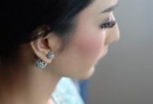 Beautiful Mrs. Tyas Mirasih by Chrestella Lorita MUA