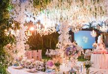 Rita & Fulton Wedding by AiLuoSi Wedding & Event Design Studio