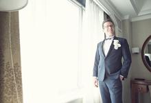 Marsha's Wedding by glasshouse FLORIST