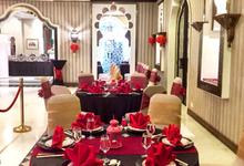 Setup Rumah Maroko for wedding by Rumah Maroko