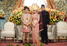 Tondi & Yurika Wedding by Ferdy Hasan