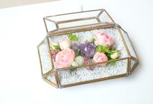 Bridal Bouquet by ARTISTE FLORAL