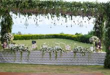 Joseph & Vicye by It's True Wedding Planner and Decoration