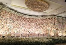 Wedding of Jefferson & Corry by Shangri-La Hotel, Jakarta