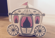Cinderella Carriage by La Grazia Wedding & Party Supplies