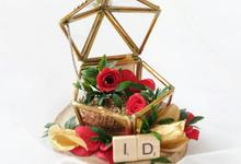 Ring Bearer for Ridwan Dwi Kusuma & Deransy Dinar by Jeestudio Id
