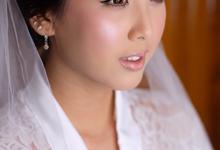 Thanx for Ms. Caroline  by Natalia Ingkiriwang Bride Make Up