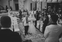 Christian & Maryna Wedding Ceremony & Reception by Delapan Bali Event & Wedding