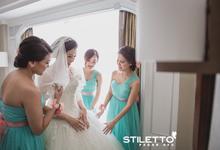 Wedding Hansen & Lidya by STILETTO PAGAR AYU