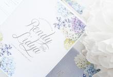 Sweet Blue Hydrangea by Joyeux Moment