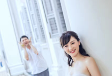 Olina pre wedding shoot by Cocoon makeup and hair