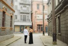 Shanghai Prewedding - Steven & Moon by Gusde Photography