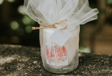 C&E Wedding  by Scent and Light