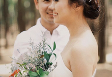 Pre Wedding Photoshoot by Floerie Florist