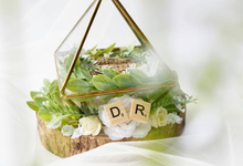 Ring Bearer & Mahar Box for Dodi & Ratu by Jeestudio Id